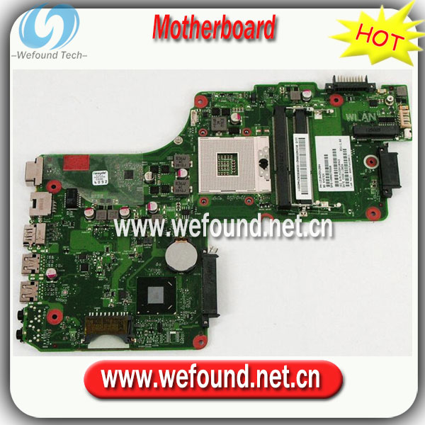 ФОТО 100% Working Laptop Motherboard for toshiba C855 6050A2540801 V000275560 Series Mainboard,System Board