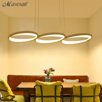 Dimmable LED Modern Pendant Light Creative Novelty Home Indoor Pendant Light Lamp For Dining Room Living