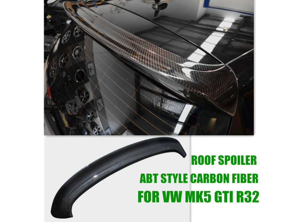 Buy VW GOLF MK5 GTI R32 ROOF SPOILER ABT
