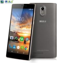 iRULU Victory V3 6 5 HD IPS EU Version MSM8916 4G Smartphone Quad Core 2G 16G