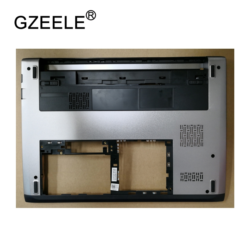 GZEELE New Laptop Bottom Base Case Cover For DELL Vostro 131 V131 for Latitude E3330 Chassis shell lower silver K3N48 0K3N48 new for dell latitude e6440 bottom base cover case 99f77 099f77