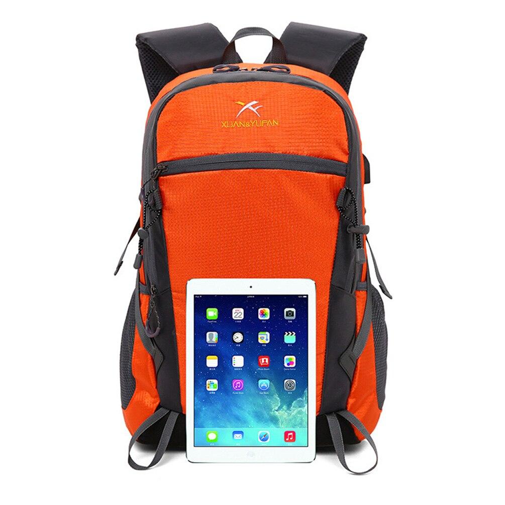 Ryggsäck Lättväska Ryggsäck Multi-Purpose Ryggsäck Trendy - Väskor för bagage och resor - Foto 5