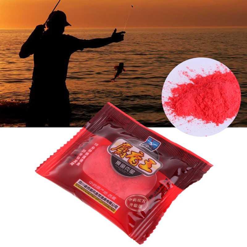 10g Muskus Smaak Additief Karpervissen Groundbait Flavours Visaas Maken dropshipping