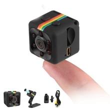 sq11 Mini Camera Full HD 1080P Sensor Night Vision Camcorder Motion Detection DV DVR Video Voice Recorder Mini Camcorder SQ11