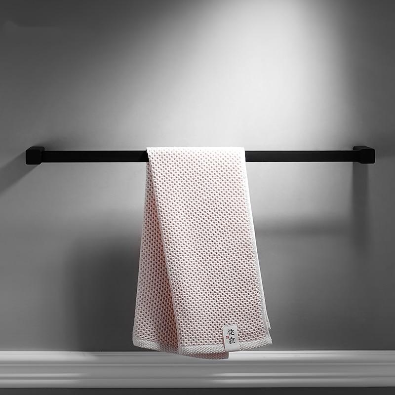 European Black Bath Copper Hardware Sets Modern Towel Bars ...