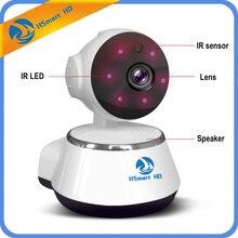 Home Security IP Camera Wi Fi Wireless Mini Network Camera Surveillance Wifi 720P IR P T