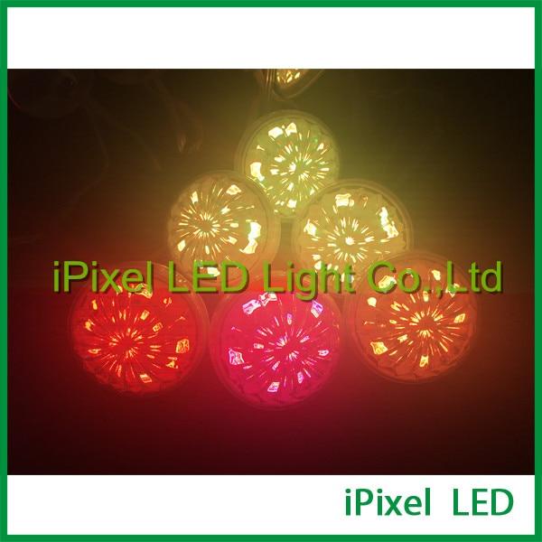 60mm Programmable Rgb Led Pixel Lights