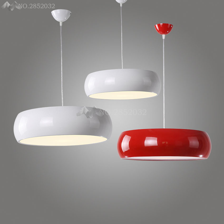 Luminaire suspendu rouge lampe suspendue led w vert rouge for Suspension luminaire rouge