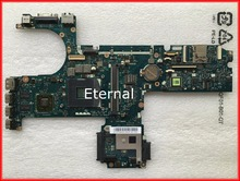 593841-001 laptop motherboard for HP 6440B 6540B laptop motherboard LA-4891P system board 100% Tested