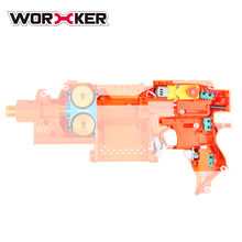 Worker STF Fully Automatic Kit for Nerf Stryfe DIY Set Toy Accessories