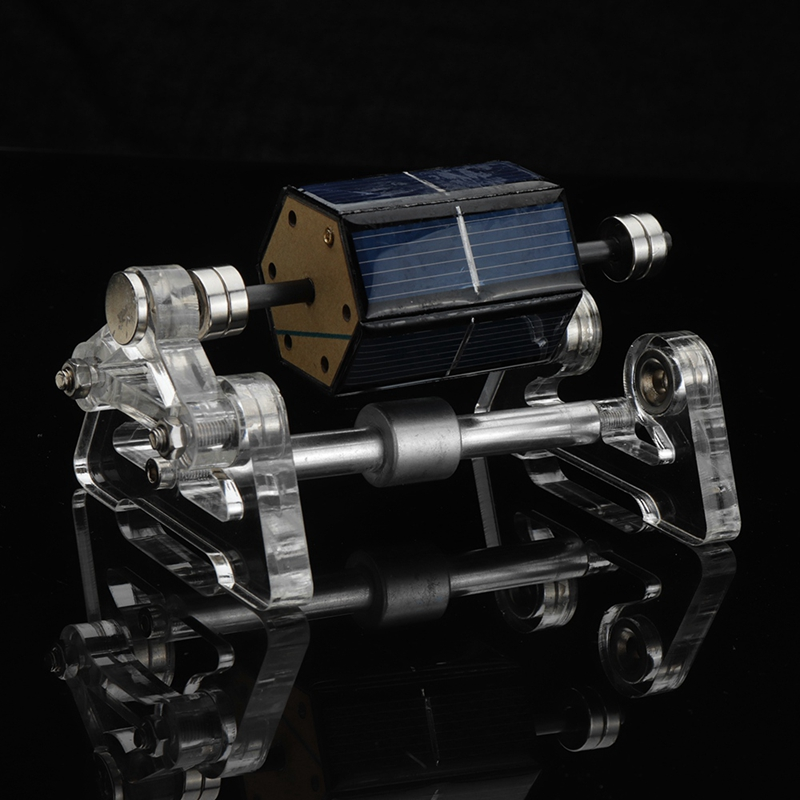 Stark 2 Solar Motor de Levitação Magnética