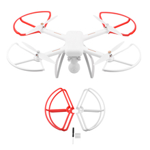 4Pcs RC Quadcopter CW CCW Propeller Blade Protection Ring for Xiaomi 4K Drone цена 2017