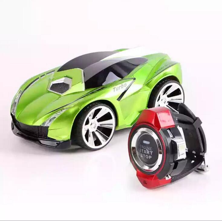 Электрический пульт дистанционного управления автомобиля новых детских игрушек smart watch голосовой дистанционного управления автомобилем