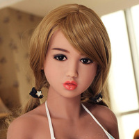 TPE Sex doll head for136cm life size silicone sex doll, japanese real doll, black love dolls, adult sex toys for men
