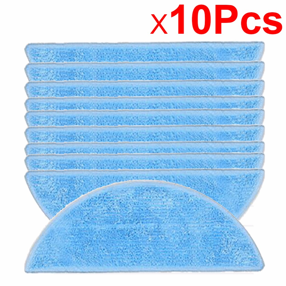 1Pcs Mopping Cloths Cleaning Cloth For Ilife V3S//V5S//V5 Robot Vacuum Cleaner