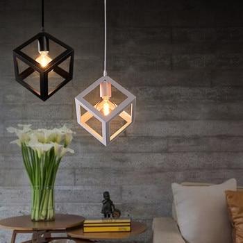 Nordic retro iron restaurant pendant lamp industrial wind creativity personality art pendant lamp aisle corrie restaurant lights