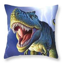 Fashion New Animal Dinosaur Ocean Shark Polyester Print Pillow Cover Car Waist Pillow Case Home Decor Sofa Cushion Cover Bedding