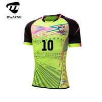 Hot Sale DWAYNE Soccer Jerseys 2017 Survetement Football 2016 Maillot De Foot Training Football Jerseys MM5