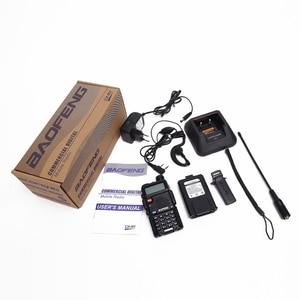 Image 5 - 2020 Baofeng DM 5R plus talkie walkie numérique DMR Tier1 Tier2 Tier II double créneau horaire numérique/analogique VHF/UHF radio bidirectionnelle