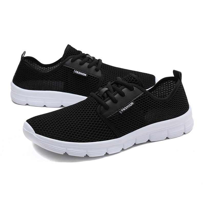 summer men sneakers fashion air mesh breathable casual shoes light weight man moccasins comfortable korean cheap male footwear (15)