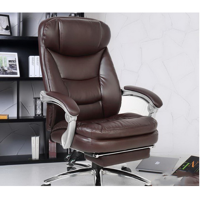 350107/massage Home office can lie down computer chair /Boss massage chair /gaming chair/Double thickening cushions 240320 home office can lie down high density inflatable sponge 360 degrees can be rotated computer chair boss massage chair