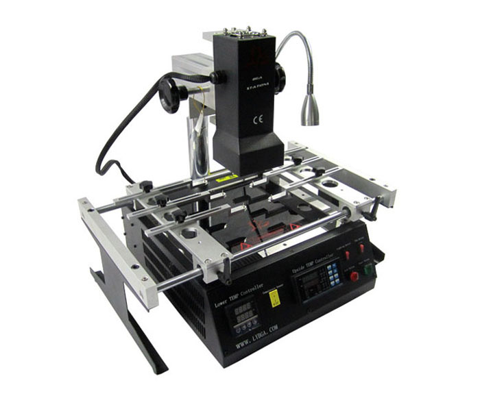 LY IR6500 V 2 BGA Rework Station For Repair Mobilephone
