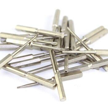 цена на LAOA High Precision Screwdriver Bit 1PC 4mm S2 Steel High Quality Hand Tools Screw Driver Precision Screwdriver Bits