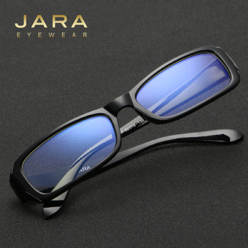 JARA Brand 2017 Men and Women Anti-radiation Reading Glasses Anti-fatigue Computers Glasses New Style Anti-blue Ray Eyeglasses