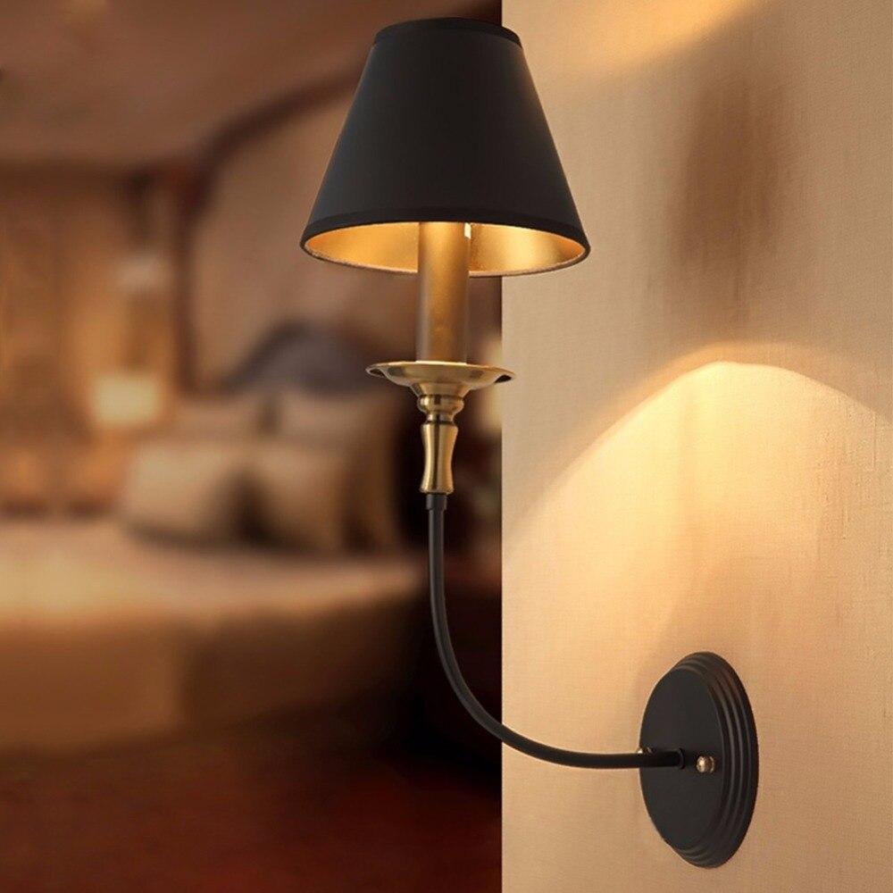 Modern wall lights for living room - High Quality Modern Wall Lights Creative Wall Lamp Modern Sconce Light E14 Living Room Bedroom Den
