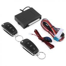 12V Car Alarm System Auto Remote Central Vehicle Keyless Ent