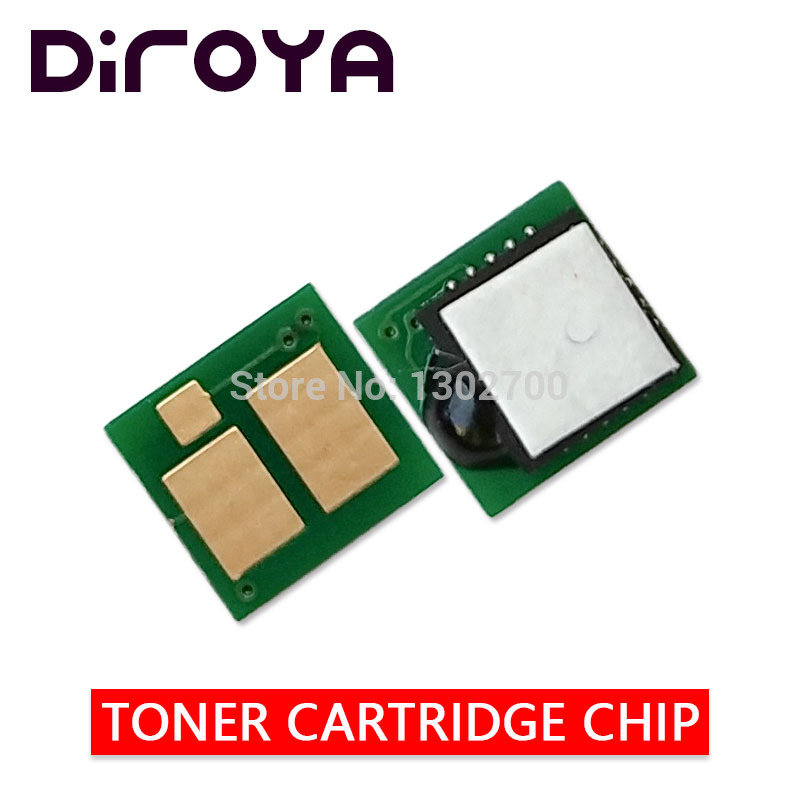 NEW CF460X CF461X CF462X CF463X toner cartridge chip For hp M652n M652dn M653dn M653x M653dh M652 M653 M 652 653 dn powder reset s051189 c13s051189 drum cartridge chip for epson aculaser m8000n m8000 m 8000n 8000 copier printer toner powder reset counter