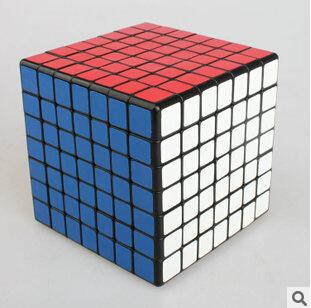 2015 NUEVA ShengShou Cubo Mágico Profesional de PVC y Mate Pegatinas Cubo Mágico Puzzle Velocidad Juguetes Clásicos de Aprendizaje y Educación Juguete