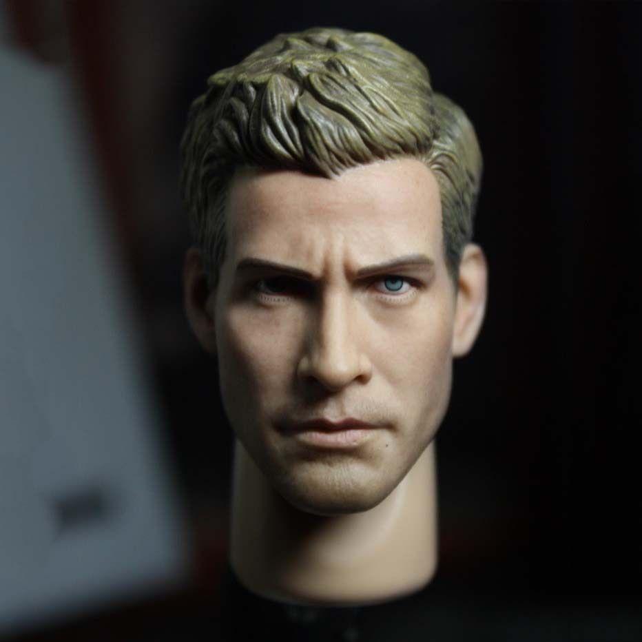 купить 1/6 Jake Gyllenhaal Male Head Sculpts For 12