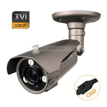 CCTV 1080P 2.0MP 3 Array IR 2.8-12mm Lens Security HD-TVI Camera OSD Menu