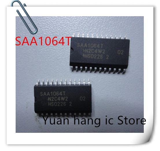 10pcs Freeshipping SAA1064T SAA1064 Original Authentic And New IC