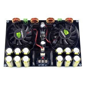 Image 1 - KYYSLB TDA8954 420W + 420W 2.0 Class D Digital Power Amplifier Board (Fan Cooling) AC12.5V to AC26V  Amplifier Board