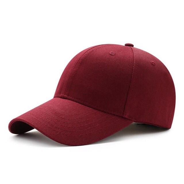 Solid Baseball Cap  4