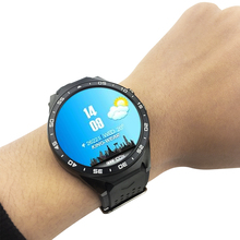 KW88 Akıllı Saatler Android 1.39 Ekran 3G Smartwatch nabız monitörü Seyretmek Telefon Smartwatch Android GPS 2MP Kamera