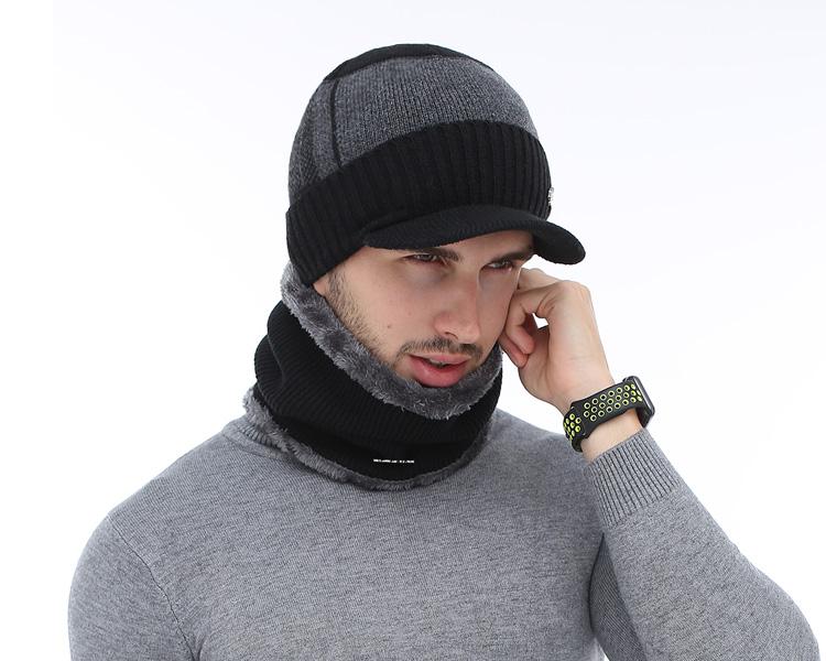 AETRUE Men/Women Winter Skullies Beanies Hats