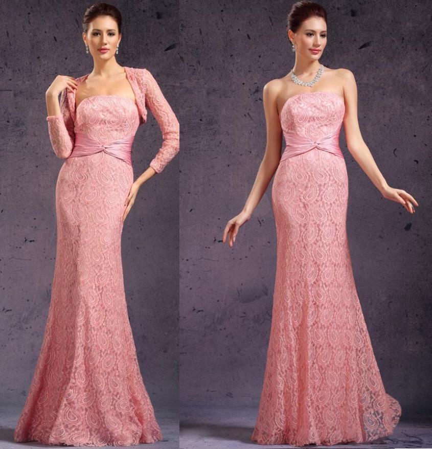 Excepcional Vestido De Fiesta Con El Tren Ornamento - Ideas para el ...