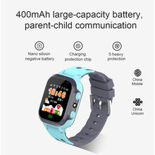 New Z1 Kids Smart Watch with Camera Lighting GPS Smart Watch Sleep Monitor SOS Anti-lost Children's Smartwatch Ios Android(China)