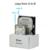 """Dual $ number bahías hdd docking station sata a USB 3.0 de 6 TB por ranura juego de 2.5 """"3.5"""" estación de muelle de HDD con función Clone duplicadora HD07"""