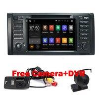 ราคาโรงงาน1024x600 HDหน้าจอสัมผัสAndroid 5.1 Car DVD GPSสำหรับBMW E39 Android E53 X5 Wifi 3กรัมบลูทูธวิทยุRDS USB IPOD
