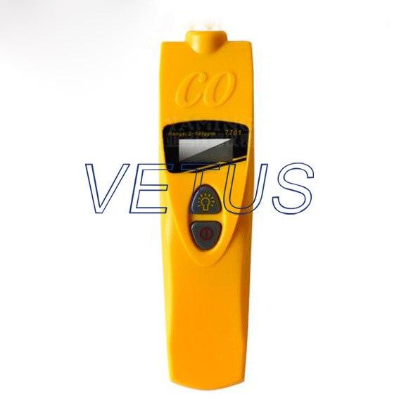 AZ7701 AZ-7701 high accuracy Digital portable Carbon Monoxide Detector CO Gas detector with range 0-1000ppm puzzle 500 яркие совы alpz500 7701