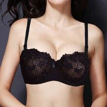 Vogue Secret Lace Triangle Bralette Unlined Bra Top Brassiere Sexy font b Intimates b font Ultimate