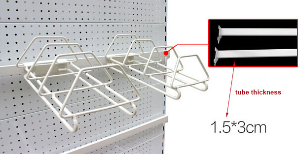 Dish Bowl Plates Holder Display Rack Supermarket Shelf Hook Hanger Plate Shelf Accessories Furniture Accessories
