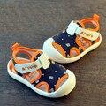 Bebê Da Menina do Menino Sapatos de Lona Primeiros Caminhantes Sapatinhos Scarpe Neonato Bebê Menino Menina Infantil Sapatos Da Criança Mocassins Calçado 503116