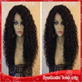 Afro Kinky Curly Free Part Baby Hair Glueless Lace Front Wig Baby Hair 12-26inch Full Lace Wig ,Cheap Wigs for African Women