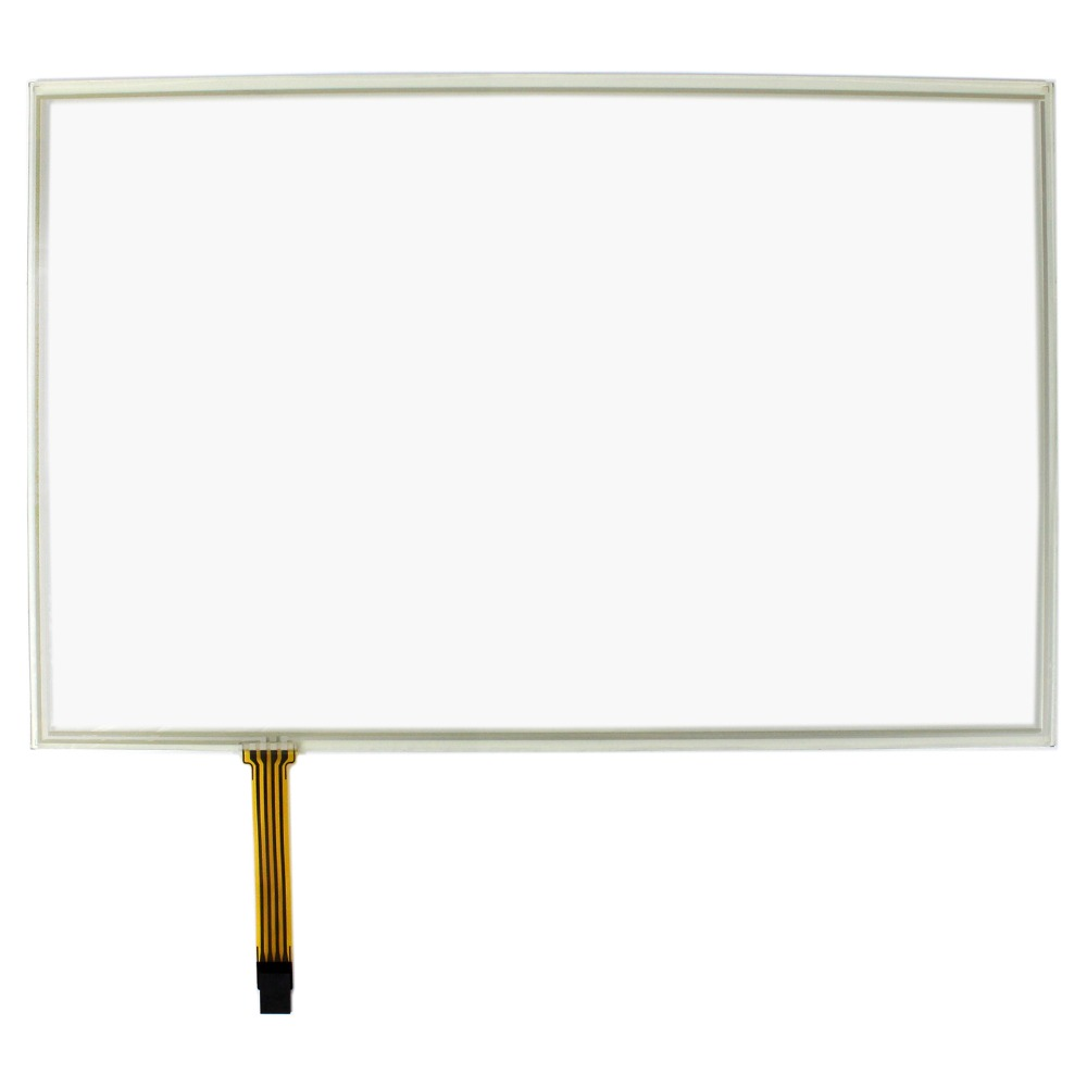 15.4inch 4-Wire Resistive Touch Panel For 15.4inch 1280x800 1400x800 LCD Screen 15 4inch 4 wire resistive touch panel for 15 4inch 1280x800 1400x800 lcd screen
