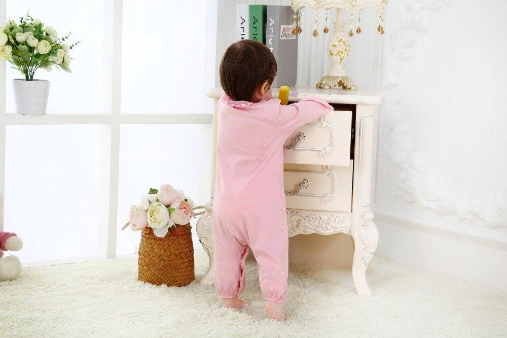Արքայադուստր ոճը Նորածնի մանկական - Հագուստ նորածինների համար - Լուսանկար 5